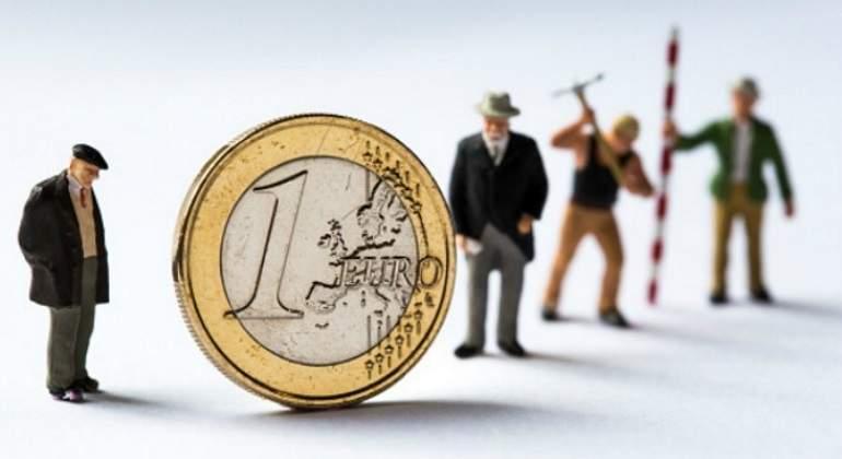 """El BCE advierte del """"elevado riesgo"""" de que España dé marcha atrás en la reforma de las pensiones"""