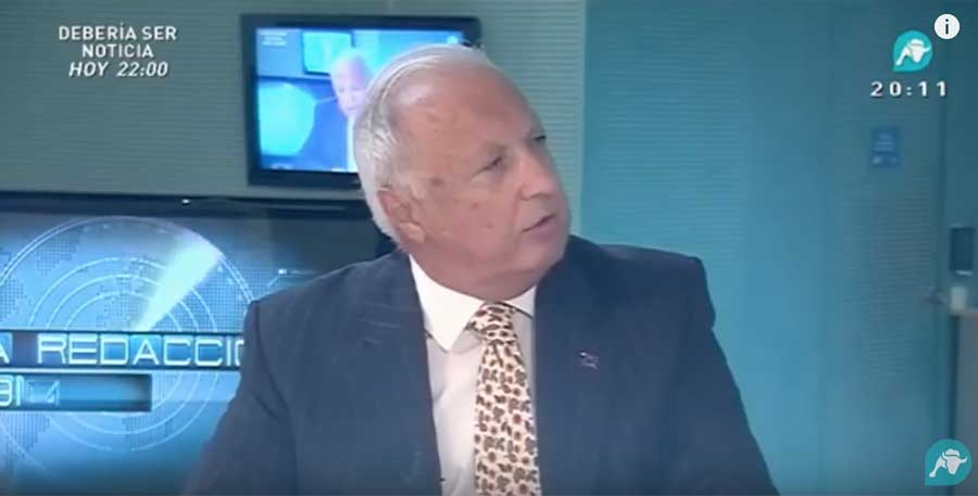 Entrevista a Carlos Rico en Intereconomía