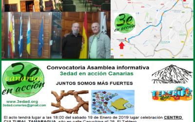 CONVOCATORIA ASAMBLEA INFORMATIVA CANARIAS