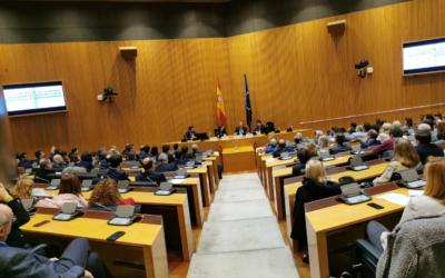 Acto Institucional de el Consejo Español para la Defensa de la Discapacidad y la Dependencia (CEDDD)