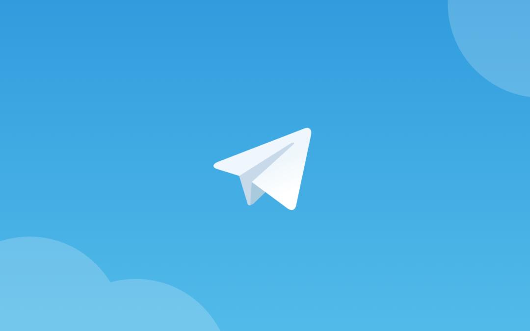 Canal oficial en Telegram de 3 edad en Acción. ¿Te sumas?
