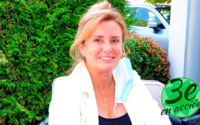 Entrevista de Nuria Martínez, presidenta de 3 edad en acción por César Vidal en La Voz
