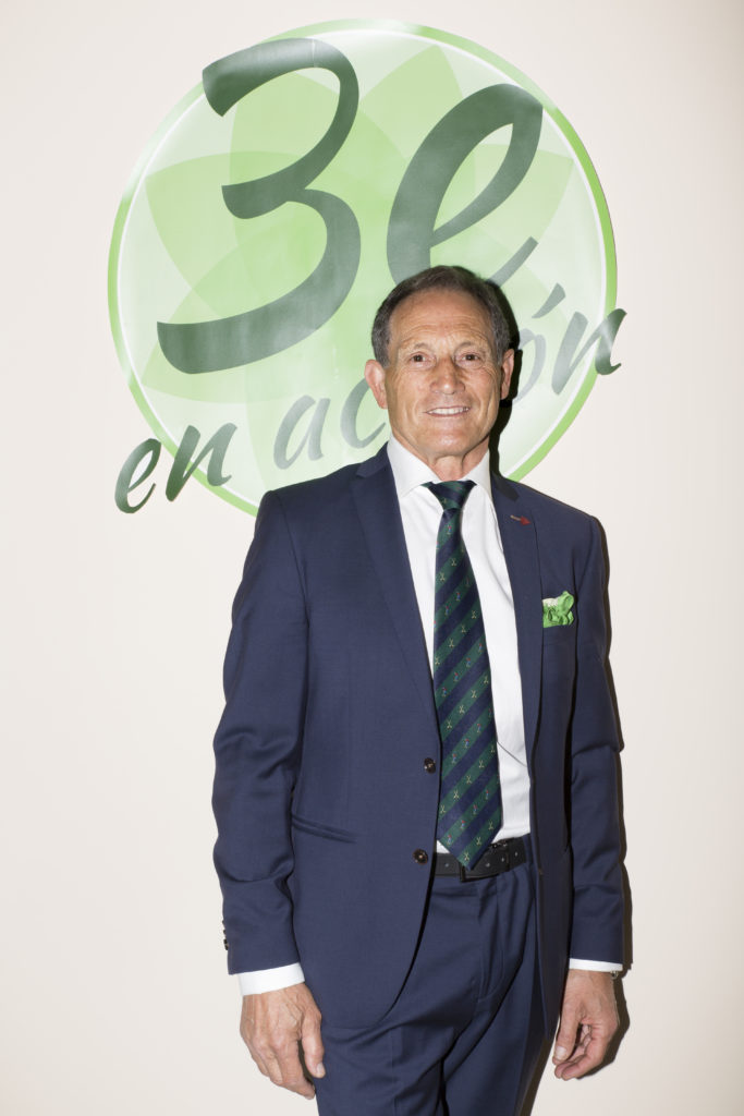 José Ángel García Redondo secretario general de Tercera Edad en Acción número 2 en la candidatura a las elecciones de la comunidad de madrid del 4 de mayo