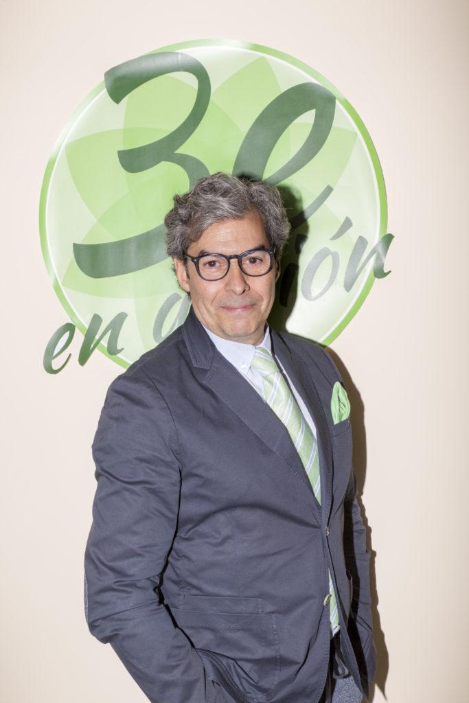 José Luis Moreno Alcántara partido Tercera Edad en Acción