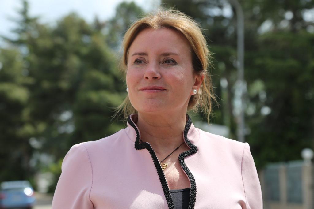 Foto de Nuria Martínez presidenta de Tercera Edad en Acción