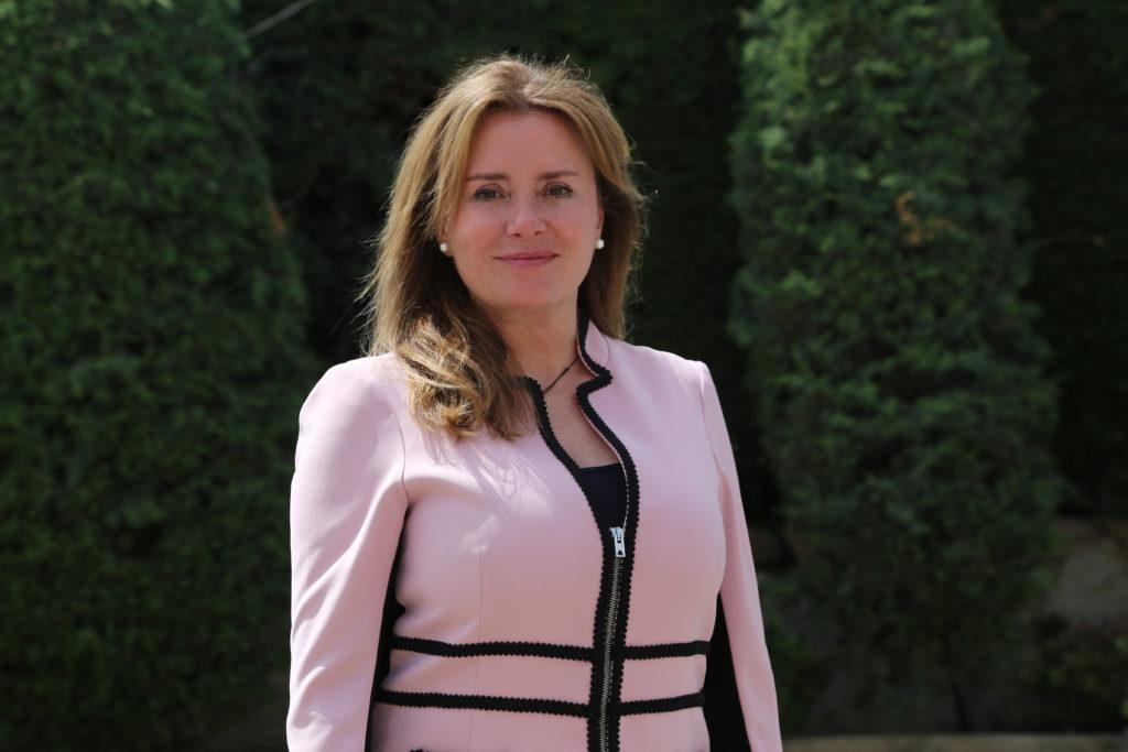 Nuria Martínez Ros candidata a la presidencia de la asamblea de madrid