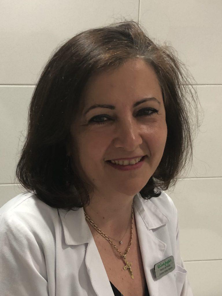 María Carmen Vallejo Aparicio