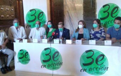 La 8 Zamora informa de cómo fue el acto de presentación de nuestro partido en la provincia de Zamora