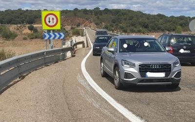 Tercera Edad en Acción en Zamora denuncia la situación de El Puente de la Estrella