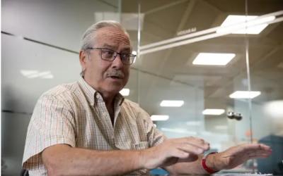 """Adolfo Sánchez, presidente en Cataluña de Tercera Edad en Acción: """"El trato de la gran banca a la tercera edad es intolerable"""""""