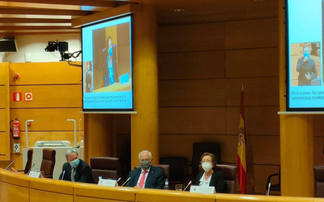 Presentación de la Plataforma de Mayores y Pensionistas (PMP)
